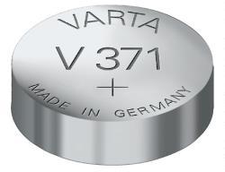 Varta 371.101.401 V371 horloge batterij 1.55 V 32 mAh