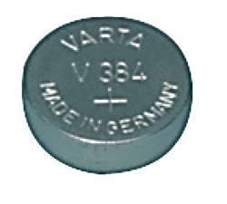 Varta 384.101.111 V384 horloge batterij 1.55V 38 mAh