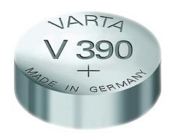 Varta 390.101.401 V390 horloge batterij 1.55 V 80 mAh