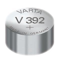 Varta 392.101.401 V392 horloge batterij 1.55 V 38 mAh
