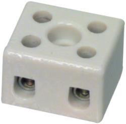 Fixapart EL-CONN020 2p kroonsteen porcelein
