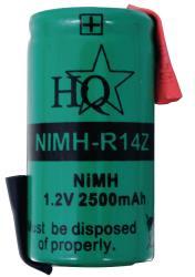 HQ NIMH-R14Z Batterijpack NiMH 1.2 V 2500 mAh