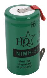 HQ NIMH-5020S Batterijpack NiMH 1.2 V 4000 mAh
