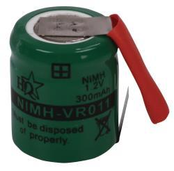HQ NIMH-VR011 Batterijpack NiMH 1.2 V 300 mAh