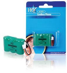 HQ ACCU-T0416NM Batterijpack DECT telefoons NiMH 3.6 V 300 mAh
