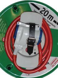 Brennenstuhl 1182450 Garant G CEE IP44 cable reel for Camping/Yacht Marina 20m AT-N07V3V3-F 3G2,5