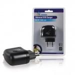 HQ P.SUP.USB401 Universele USB lader 5 V 1000 mA