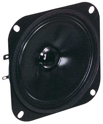 """Visaton 2040 Magnetisch afgeschermde 10 cm (4"""") breedband luidspreker 4 Ohm"""