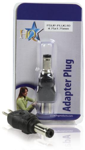 PSUP-PLUG10 Reserveplug adapter 4,75 x 1,75 mm