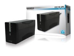 König CMP-UPS650VAL Noodstroomvoorziening 650 VA UPS 360 W