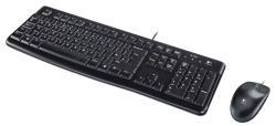 Logitech 920-002563 MK120 US-INT toetsenbord & muis