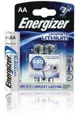 Energizer 635180 Ultimate lithium batterijen FR6 2-blister