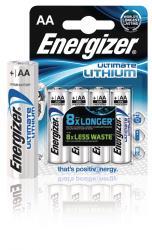 Energizer 635206 Ultimate lithium batterijen FR6 FSB4