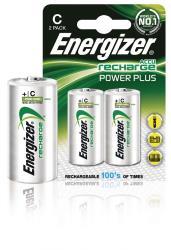 Energizer 635674 Batterij NiMH C/LR14 1.2 V 2500 mAh PowerPlus 2-blister