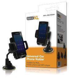 basicXL BXL-HOLDER40 Universele 3-in-1 autohouder