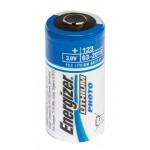 Energizer 628289 2x Lithium 3V battery EL123 FSB2
