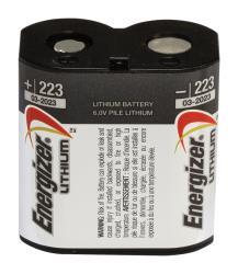 Energizer EL223 FSB1 1x CRP2 lithium battery