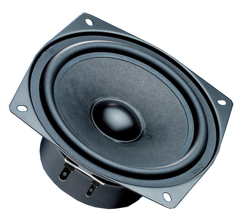 "Visaton 8013 HiFi luidspreker 13 cm (5"") 8 Ohm"
