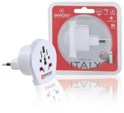 Skross 1.500223 Landadapter wereld naar Italië