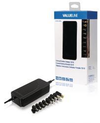 Valueline CSUNA120RBL Universele notebook-adapter 120 W