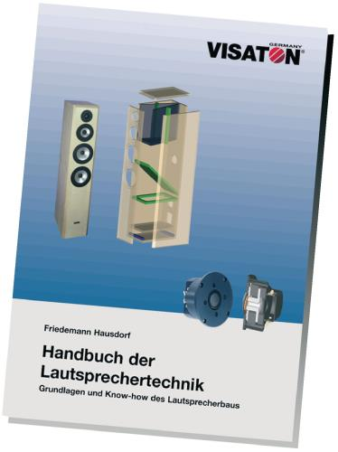 Visaton 95 Handboek luidsprekertechniek (Duits)