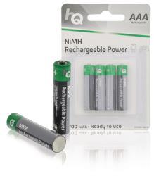 HQ HQHR03-700/4B Oplaadbare NiMH AAA-batterij 700 mAh, blister 4 stuks