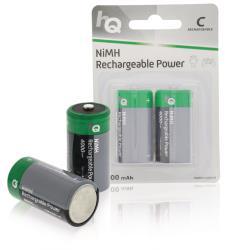 HQ HQHR14-4000/2B Oplaadbare NiMH C-batterij 4000 mAh, blister 2 stuks