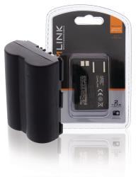 Camlink CL-BATBP511A Oplaadbare accu voor digitale camera's 7.4 V 1650 mAh