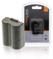 Camlink CL-BATCGRS006A Oplaadbare accu voor digitale camera's 7.4 V 820 mAh