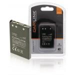 Camlink CL-BATENEL5 Oplaadbare accu voor digitale camera's 3.7 V 1290 mAh