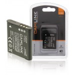 Camlink CL-BATLI50B Oplaadbare accu voor digitale camera's 3.7 V 840 mAh