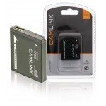 Camlink CL-BATNB6L Oplaadbare accu voor digitale camera's 3.7 V 850 mAh