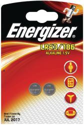 Energizer 639319 Alkaline battery LR43 1.5V 2-blister