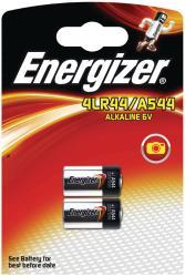 Energizer 639335 Energizer alkaline battery 4LR44/A544 6V 2-blister