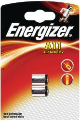 Energizer 639449 Alkaline battery A11 6V 2-blister