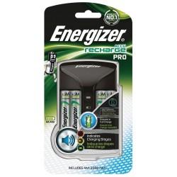 Energizer 639837 Pro charger + 4 AA 2000 mAh