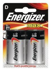 Energizer E300129200 Max alkaline D/LR20 1-blister