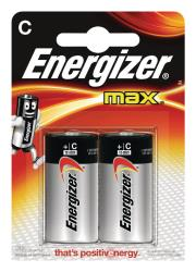 Energizer E300129500 Max alkaline C/LR14 1-blister