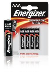 Energizer E300132600 Power alkaline AAA/LR03 4-blister
