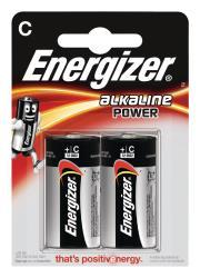 Energizer E300152100 Power alkaline C/LR14 2-blister