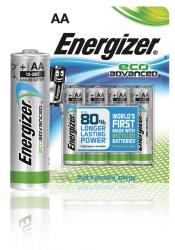 Energizer 53541071600 Eco Advanced alkaline AA/LR6 4-blister