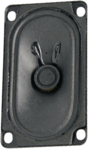 Visaton 8056 Ovale full-range luidspreker 4 W 8 Ohm