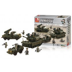 Sluban M38-B6800 Army Set