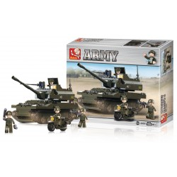 Sluban M38-B9800 Tank