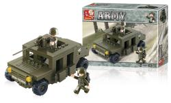 Sluban M38-B0297 Armoured Vehicle