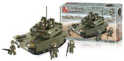 Sluban M38-B0305 Tank