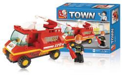 Sluban M38-B0173 Fire Truck