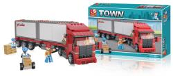 Sluban M38-B0338 Container Truck