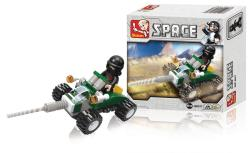 Sluban M38-B0317 Space Quad
