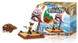 Sluban M38-B0277 Pirate Raft